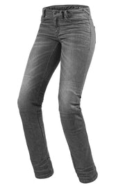 REV'IT! Madison 2 Ladies Motorcycle Jeans in Dark Grey online at Moto Est. Australia