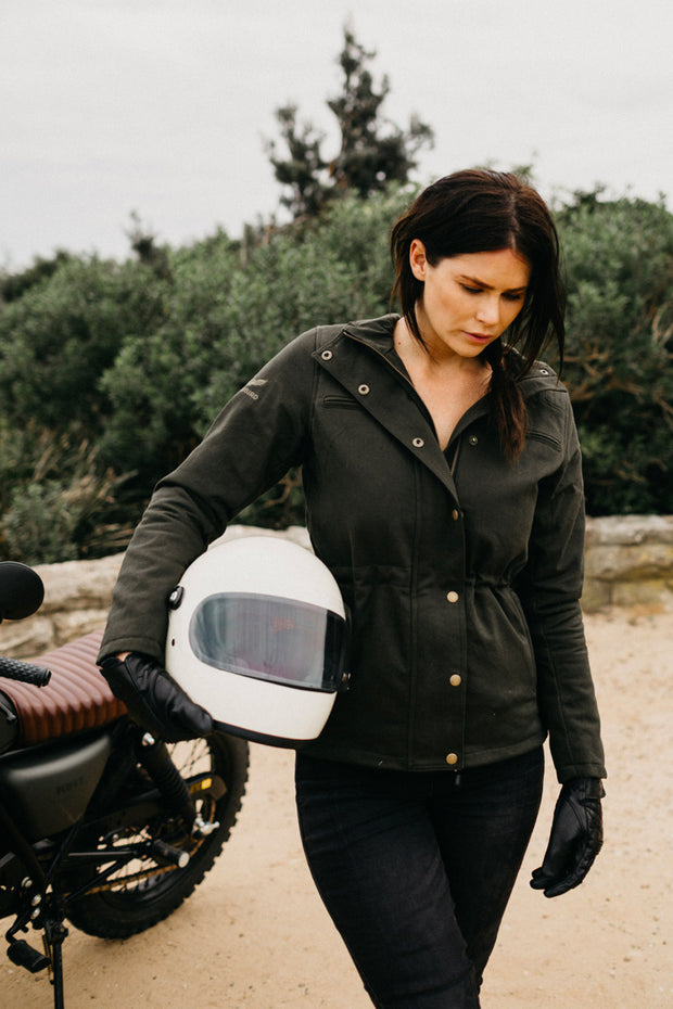 savanna womens motorcycle jacket