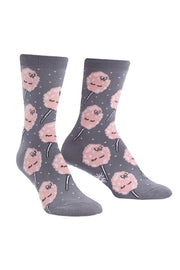 Cute'n Candy Women's Crew Socks