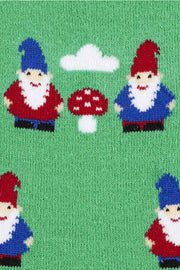 Buy the crew socks gnome and mushroom online at Moto Est. Australia