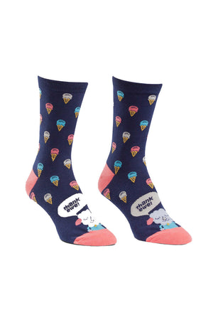 Crew Socks | Thank Ewe