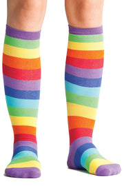 Buy the stretch it knee high socks super juicy stripes online at Moto Est. Australia 3