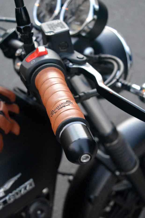 Buy the trip machine grip wraps tan online at Moto Est. Australia 4