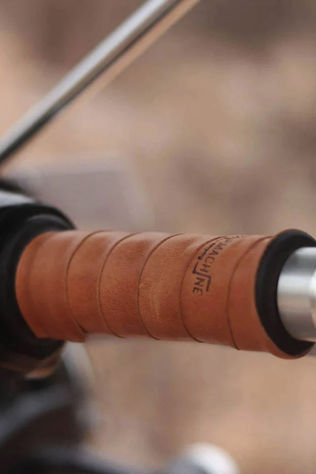 Buy the trip machine grip wraps tan online at Moto Est. Australia