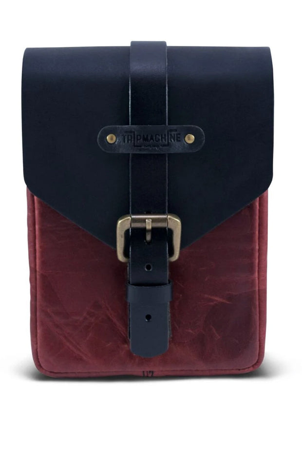 Trip Machine Tank Pouch in Cherry Red online at Moto Est. Australia