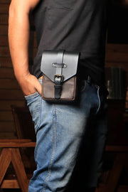 Buy the trip machine tank pouch tobacco online at Moto Est. Australia 6