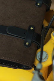 Buy the tool roll tobacco black online at Moto Est. Australia 4