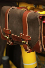 Buy the tool roll tobacco tan online at Moto Est. Australia