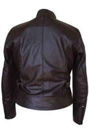 Buy the walden miller avanti tt womens leather motorcycle jacket brown online at Moto Est. Australia
