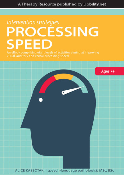 PROCESSING SPEED | Improving Performance Strategies
