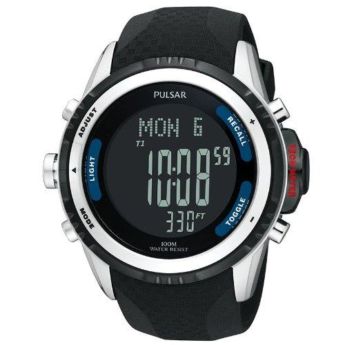 Pulsar World-Time PS7001