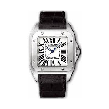 Cartier Santos 100 Watch W20106X8