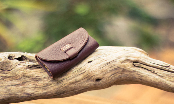 Leather Key Case - Image 1