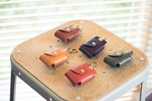 Leather Smart Key Case - Image 1