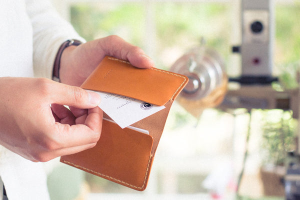 Leather Card Case - Image 2