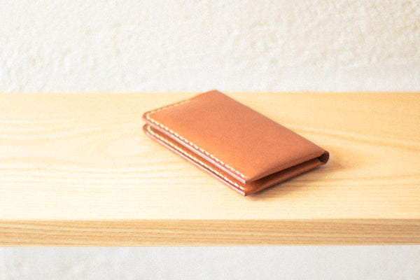 Leather Card Case - Image 1