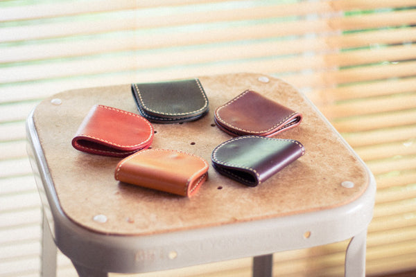 Leather Coin Case - Image 1
