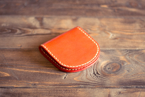 Leather Coin Case - Image 2