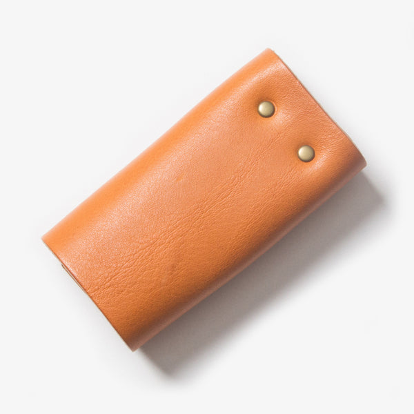 Leather Key Case - Back