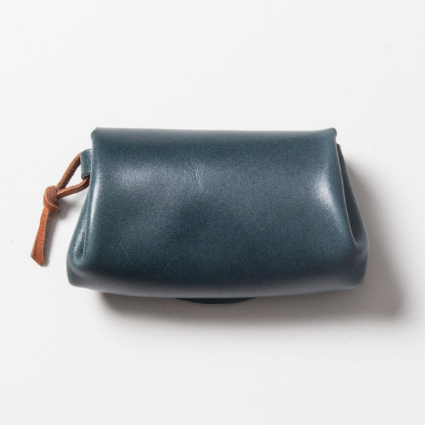 Small Leather Wallet - Back