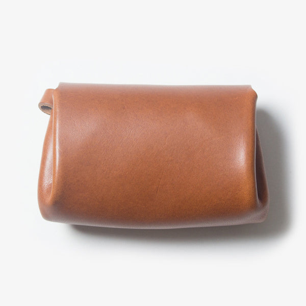 Small Leather Purse - Back