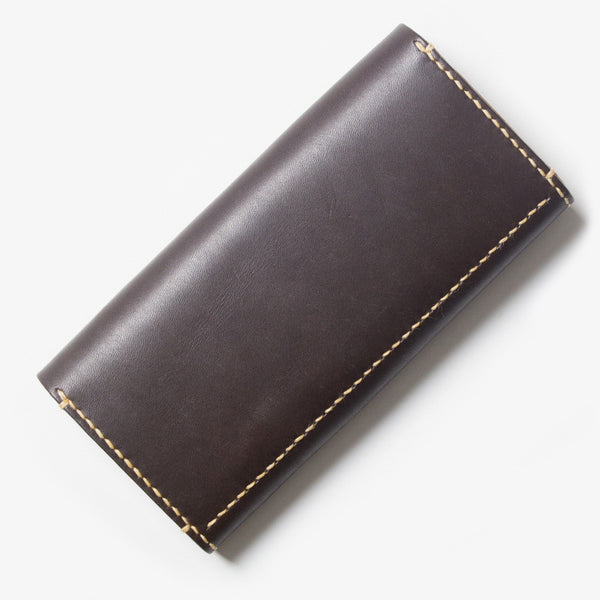 Leather Wallet - Back