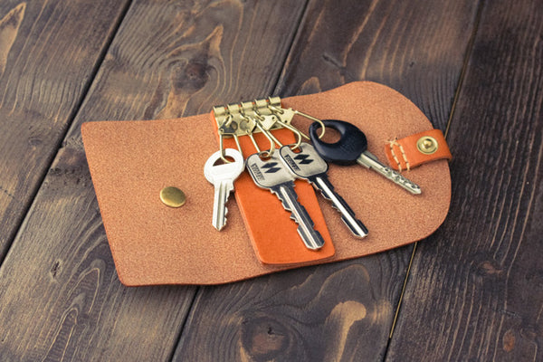 Leather Key Case - Image 3