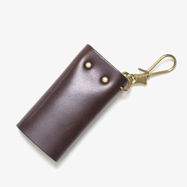 Leather Hook Key Case