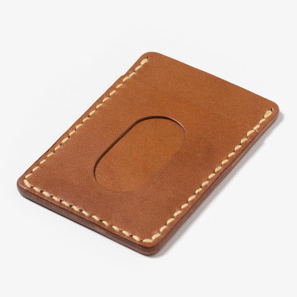 Leather Pass Holder