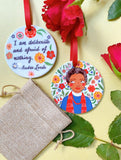 Audre Lorde Ornament