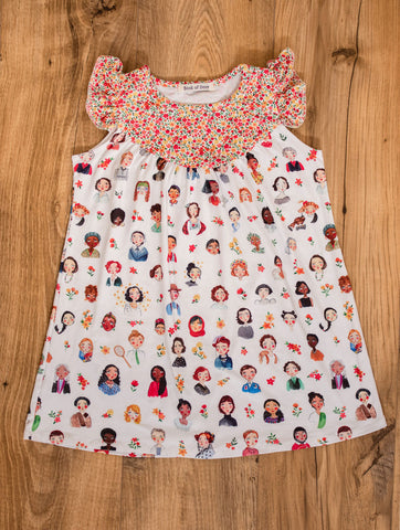 Iconic Girls Dress 18m - 4yrs