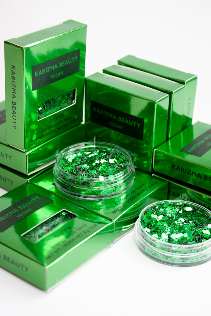 Vegan Biodegradable Chunky Glitter