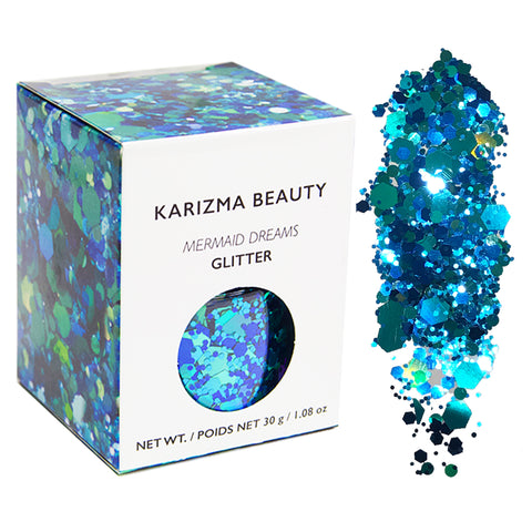 Mermaid Chunky Glitter Large 30g