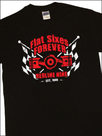 Flat Sixes Forever T-Shirt