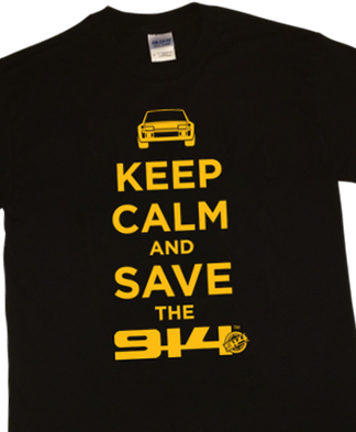 Keep Calm and Save the 914 T-Shirt