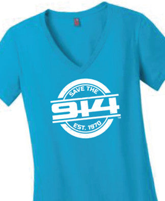 Lady's Classic Save the 914 T-Shirt