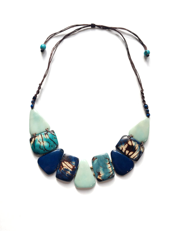 Tagua Varied Necklace