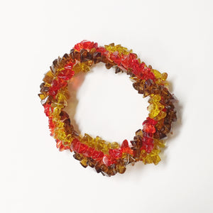 Broken Glass Bracelet