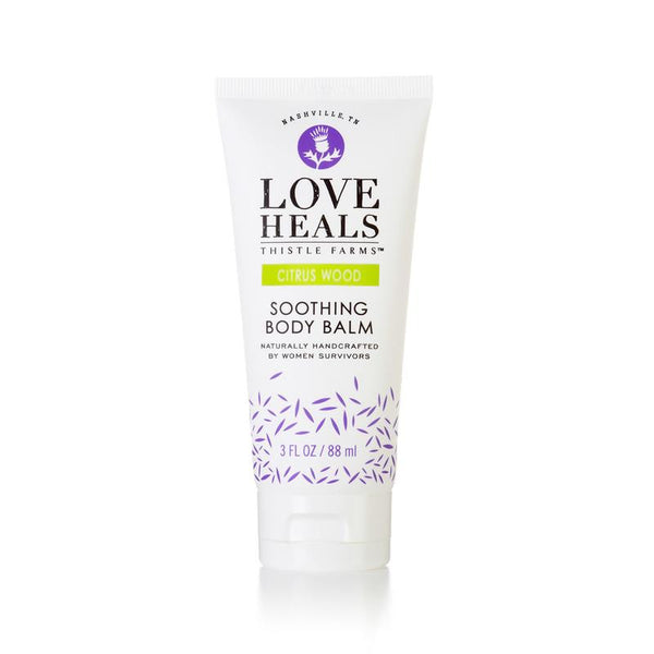 Soothing Body Balm- Citrus Wood