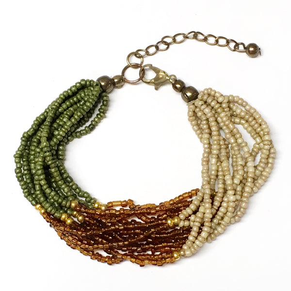 Earth Tones Bracelet