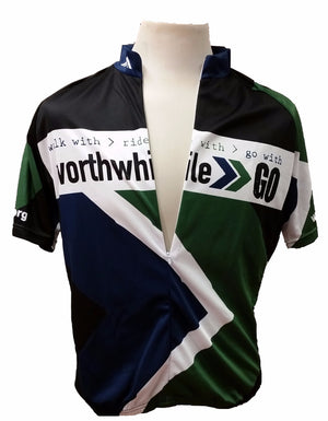 Worthwhile GO Cycling Jersey - Male & Female