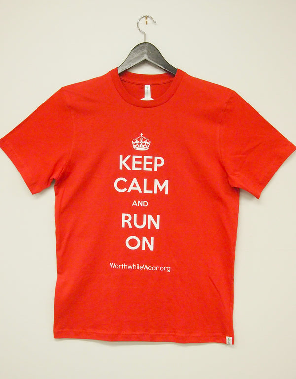 Keep Calm 5K T-Shirt