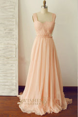 Sweetheart With Straps Fashion Bridesmaid Dress Mismatched /Long Prom Formal Dress Am164