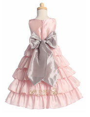 Cute  Baby Skirt With Sash Flower Girl Dresses Am217
