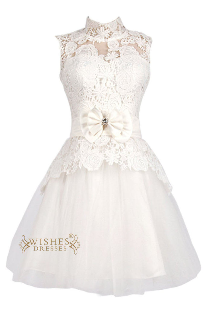 Short Wedding Reception Dresses