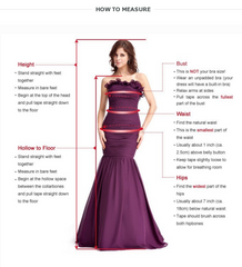A-line Spaghetti Straps Burgundy Bridesmaid Dresses AM510