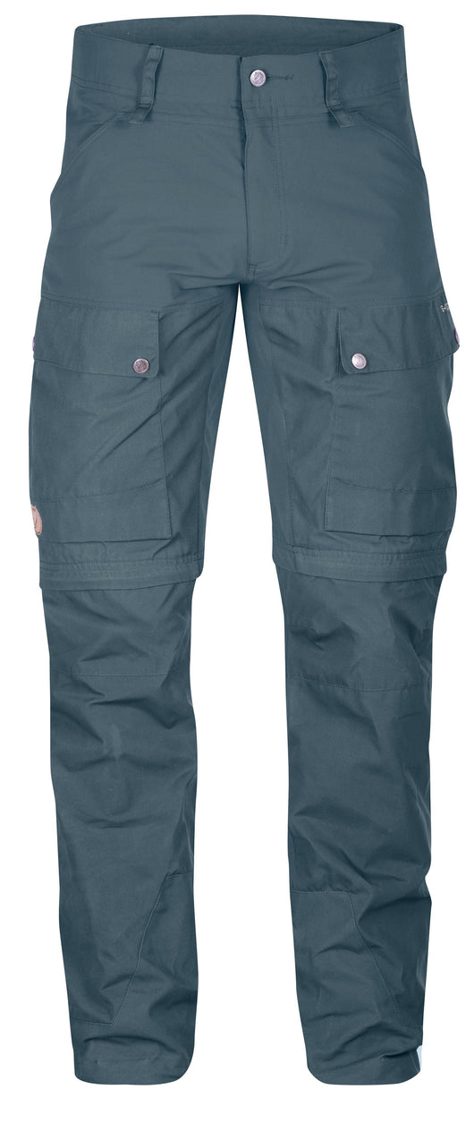 Fjällräven Women's Keb Gaiter Trousers Un Blue 42 Regular kKYEE