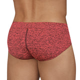 Clever Moda Latin Brief Mistic Coral Men's Underwear