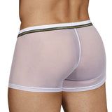 Clever Moda Latin Boxer Deep White Men's Underwear