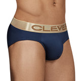Clever Moda Brief Phenomenon Dark Blue Men's Underwear